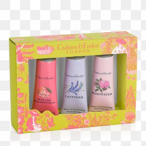 Hand Gift - Lotion Cosmetics Cream Perfume Crabtree & Evelyn PNG