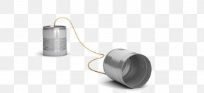 Canned Tin - PowerfulPoints Tin Can Telephone Mobile Phones PNG