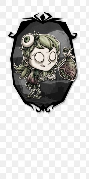 Wen - Don't Starve Together Video Game Character Art Game PNG