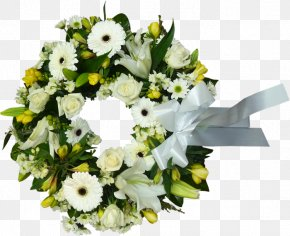 Funeral Free Download - Funeral Home Flower Wreath Cremation PNG
