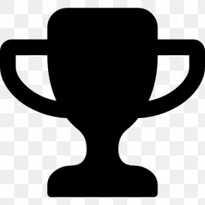 Trophy - Font Awesome Trophy Clip Art PNG