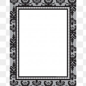 Prompt Border - Wedding Invitation Paper Picture Frames Party PNG