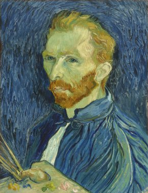 Portrait Painting Cliparts - Vincent Van Gogh Van Gogh Self-portrait National Gallery Of Art Van Gogh Museum Self-Portrait With Bandaged Ear PNG