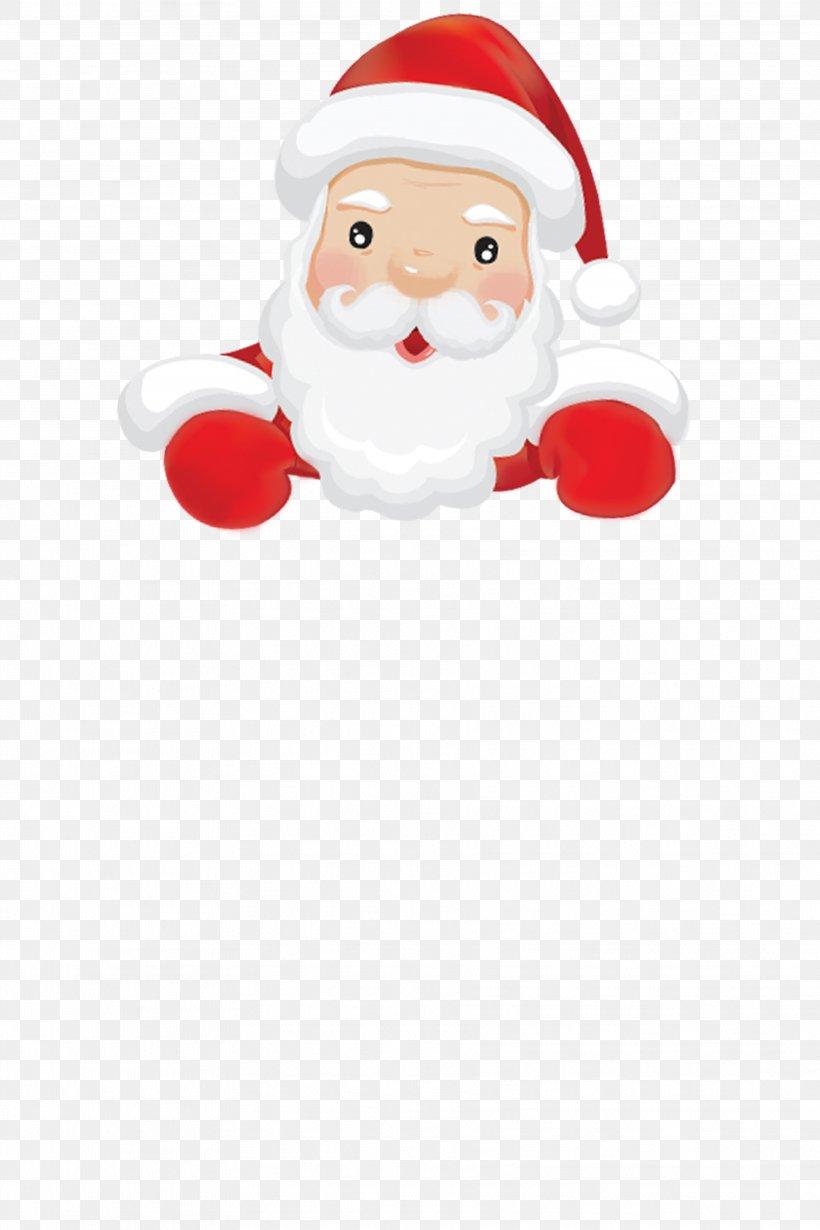 Santa Claus Christmas Day Vector Graphics Image Cartoon, PNG, 3543x5315px, Santa Claus, Cartoon, Christmas, Christmas Day, Christmas Decoration Download Free
