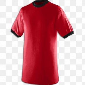 Ringer T-shirt - Ringer T-shirt Clothing Top PNG
