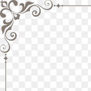 Lace Corner - Wedding Gratis Computer File PNG