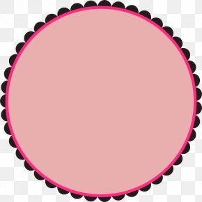 Frame Circle Cliparts - Picture Frame Clip Art PNG