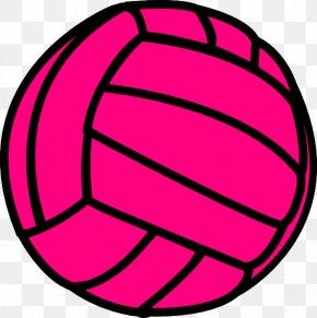 Volleyballs - Clayton Valley Charter High School Beach Volleyball Sport Clip Art PNG