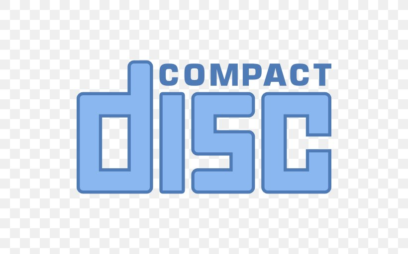 Compact, PNG, 512x512px, Compact Disc, Area, Blue, Brand, Digital Media Download Free