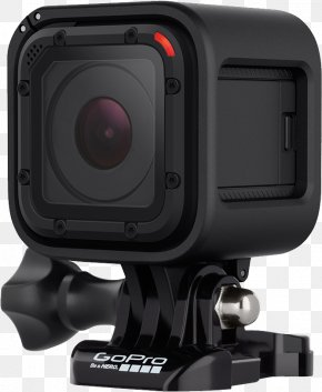 GoPro Session Camera - GoPro Hero2 Action Camera PNG