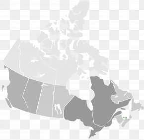 Canada - Provinces And Territories Of Canada Map 2009 Flu Pandemic In Canada PNG