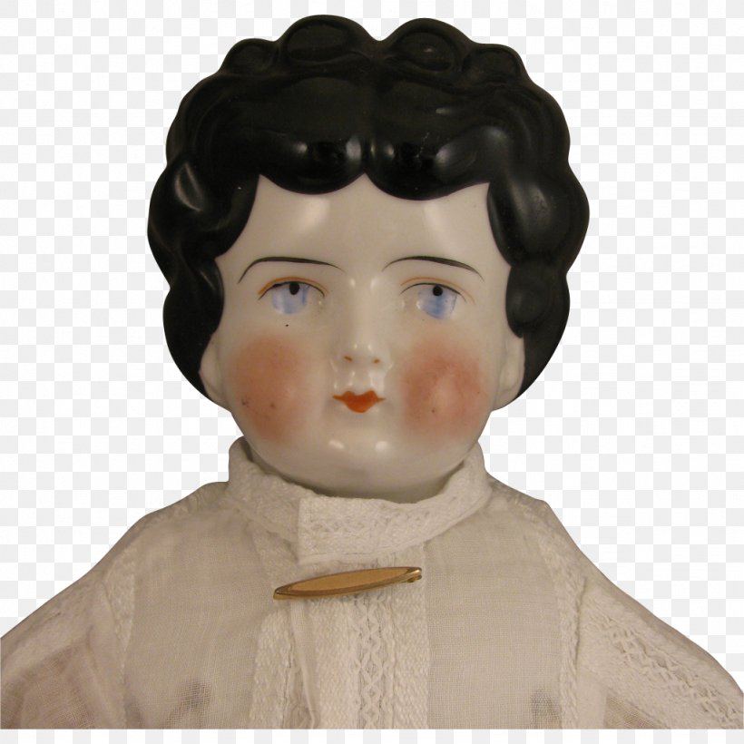 China Doll Bisque Doll Antique Porcelain Png 1024x1024px China Doll Antique Bisque Doll Brown Hair Ceramic