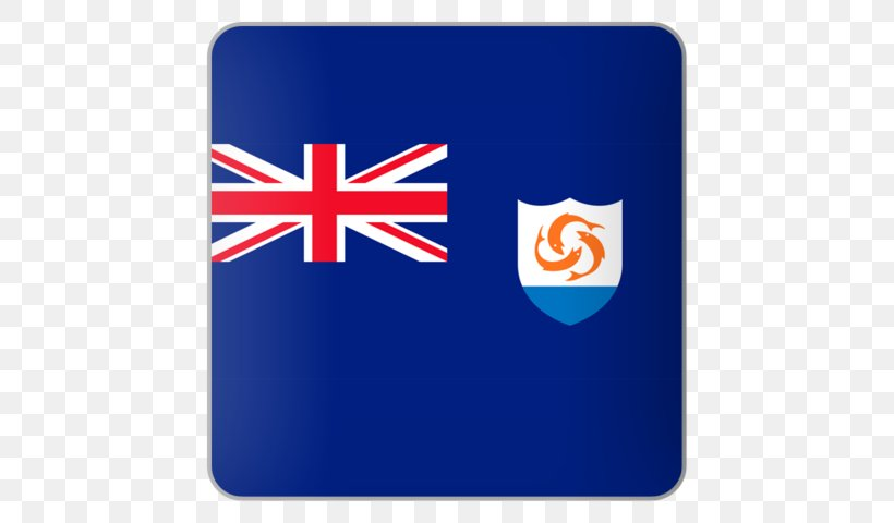 Flag Of Anguilla Flags Of The World National Flag, PNG, 640x480px, Anguilla, Brand, Civil Flag, Electric Blue, Flag Download Free