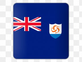 Flag - Flag Of Anguilla Flags Of The World National Flag PNG