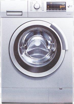 Washing Machine - Home Appliance Washing Machine Air Conditioner Haier PNG