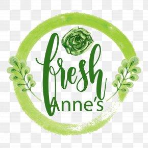 Nature Theme - Logo Green Art Brand Font PNG