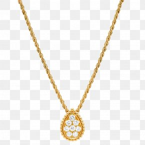 Pendant Image - Necklace Jewellery Earring Gold PNG