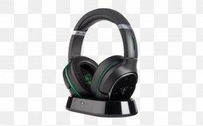 Xbox 360 Wireless Headset - Turtle Beach Elite 800X Xbox 360 Wireless Headset Headphones 7.1 Surround Sound PNG