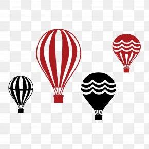Wall Decal - Hot Air Balloon Wall Decal Clip Art PNG