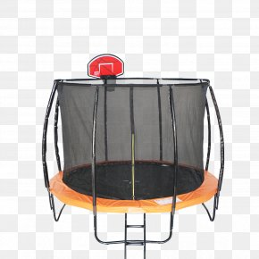 Trampoline - Trampoline Safety Net Enclosure Bungee Trampoline Child Jumping PNG