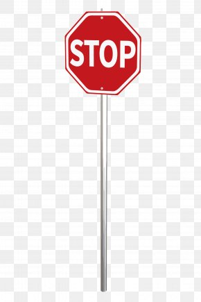Vector Prohibited Traffic - Stop Sign Traffic Sign PNG