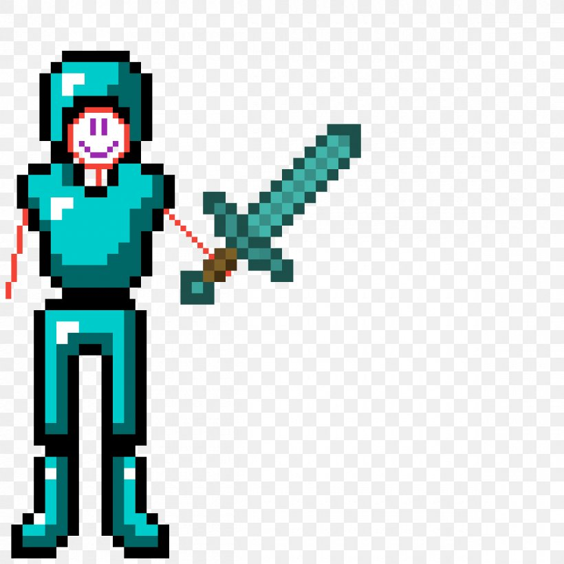 Lego Minecraft Pixel Art Video Games Drawing Png