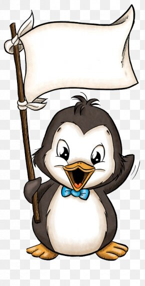 Penguin - Penguin Drawing Painting Clip Art PNG