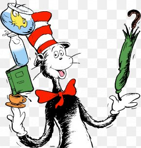 Dr Seuss - National Read Across America Day United States School Student PNG