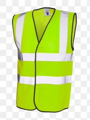 T-shirt - T-shirt High-visibility Clothing Waistcoat Gilets Workwear PNG