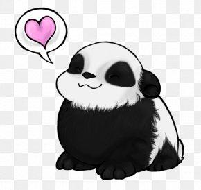 Panda - Giant Panda Bear Drawing Cartoon Clip Art PNG