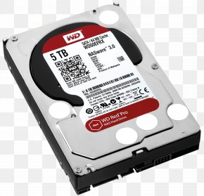 HDD - Hard Disk Drive Network-attached Storage Western Digital Serial ATA Seagate Barracuda PNG