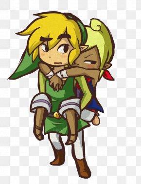 Zelda - The Legend Of Zelda: The Wind Waker Hyrule Warriors Fiction Fan Art Game PNG