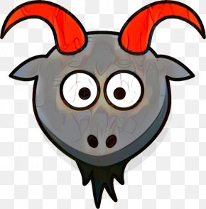 Clip Art Drawing Russian White Goat Cartoon PNG