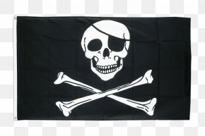 Flag - Jolly Roger Flag Of The United States Piracy Skull And Crossbones PNG
