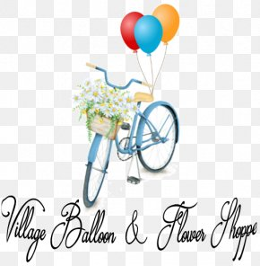 Bicycle - LDS General Conference (April 2017) Bicycle Flower Clip Art PNG