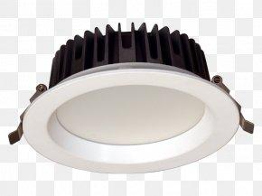 Round Light Emitting Ring - Light-emitting Diode COB LED Lighting Semiconductor Device PNG