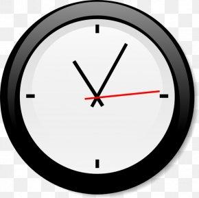 Wall Clock Image - Digital Clock Alarm Clock Clip Art PNG