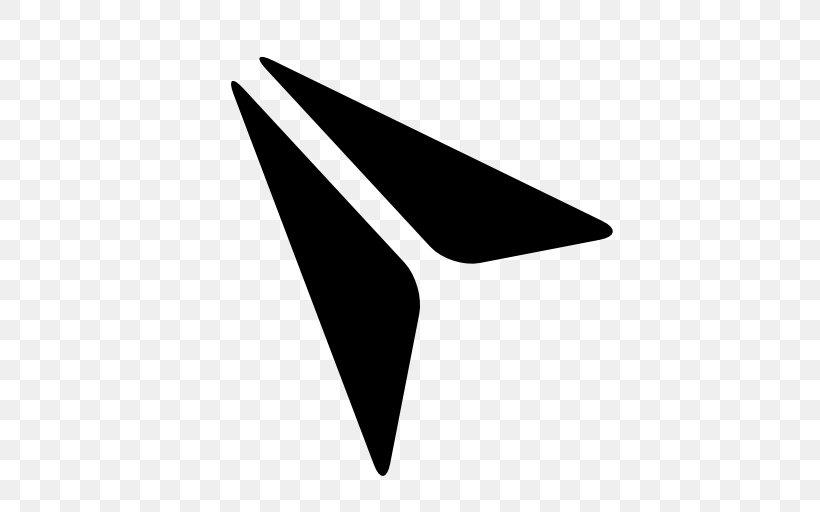 Airplane Paper Plane Logo Png 512x512px Airplane Black Black