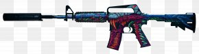 Skin - Counter-Strike: Global Offensive M4A1-S M4 Carbine Atomic Alloy Weapon PNG