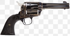 Colts - Western United States American Frontier Colt Single Action Army Revolver Firearm PNG