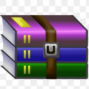 WinRAR File Archiver Data Compression Zip PNG