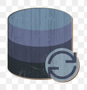 Symbol Electric Blue - Server Icon Database Icon Interaction Assets Icon PNG