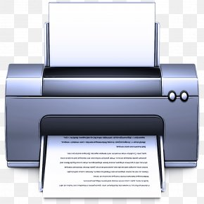 Image Scanner Office Equipment - Printer Output Device Inkjet Printing Technology Printing PNG