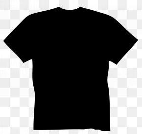 Men's T-shirt - T-shirt White Sleeve Shoulder PNG