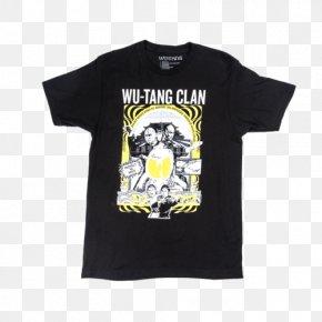T-shirt - T-shirt Wu-Tang Clan Grumpy Cat Clothing PNG