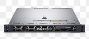 R64016 GB RAM2.1 GHz300 GB HDD Dell PowerEdge Computer Servers Rack UnitComputer - Dell EMC PowerEdge PNG