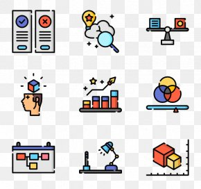 Thinking Icon - Icon Design Clip Art PNG