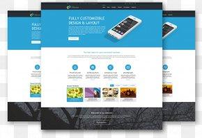 50% Sale Banner - Responsive Web Design Page Layout Logo PNG