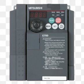 Variable Speed Drive - Variable Frequency & Adjustable Speed Drives Power Inverters Mitsubishi Electric Electronics Adjustable-speed Drive PNG