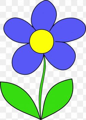 Flower Clip Art - Flower Blue Clip Art PNG